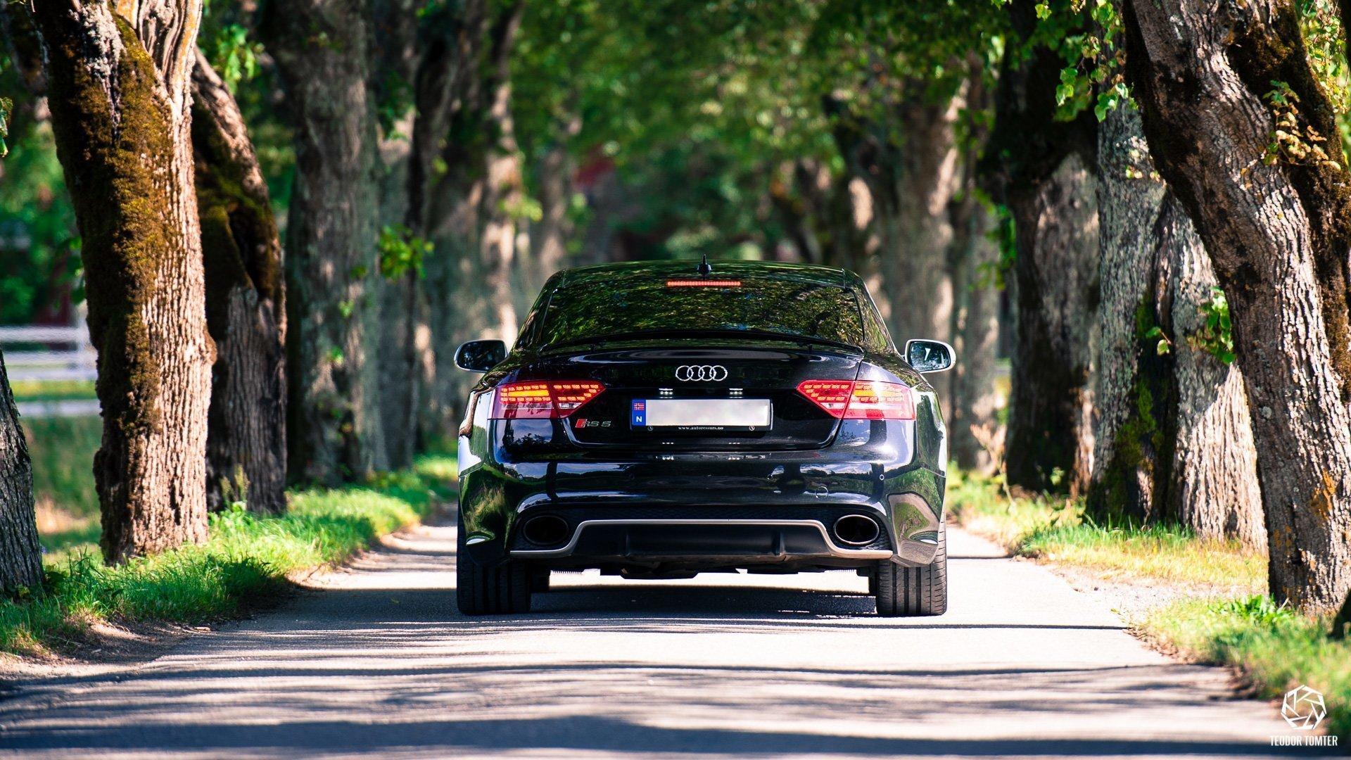 Bilfoto Audi RS5