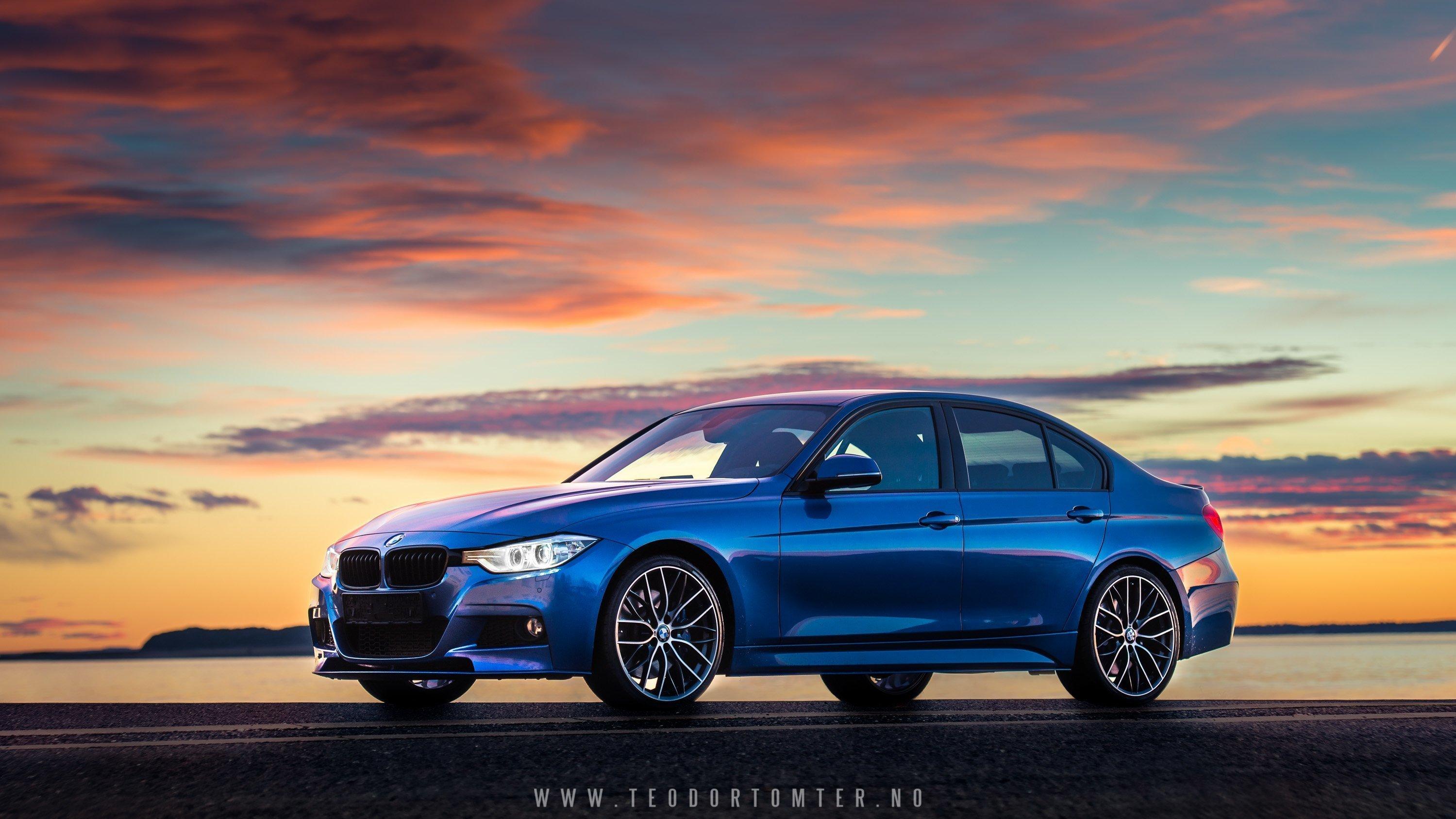 Bilfoto BMW 3-Serie
