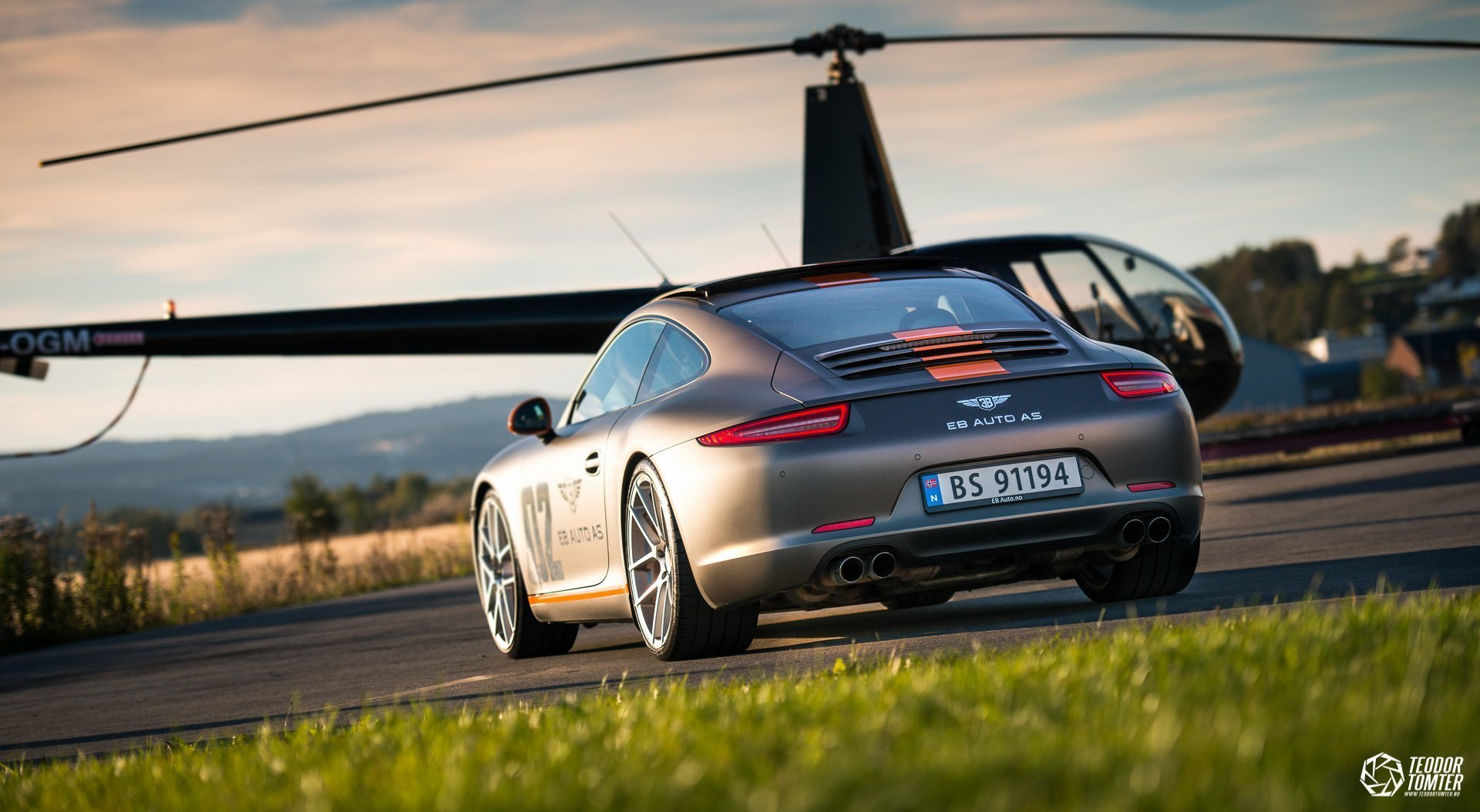 Porsche 991 Bilfoto