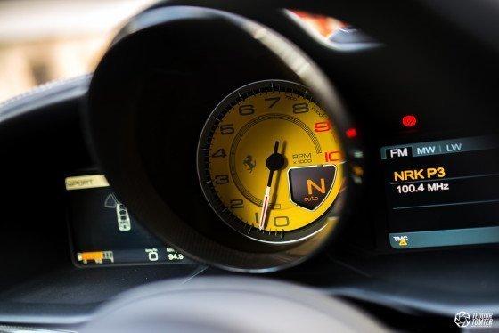 Ferrari 458 Bilfoto